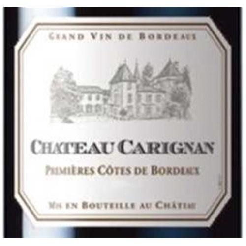 Château Carignan - Cadillac-Côtes de Bordeaux 2016
