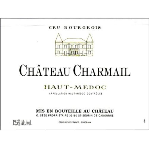Château Charmail - Haut-Médoc 2016