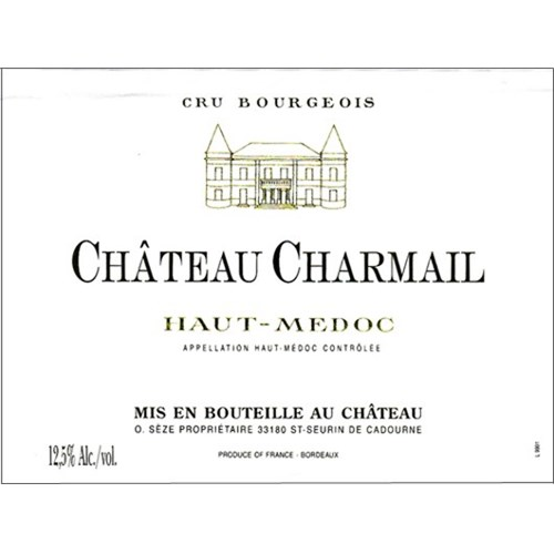 Château Charmail - Haut-Médoc 2017 6b11bd6ba9341f0271941e7df664d056