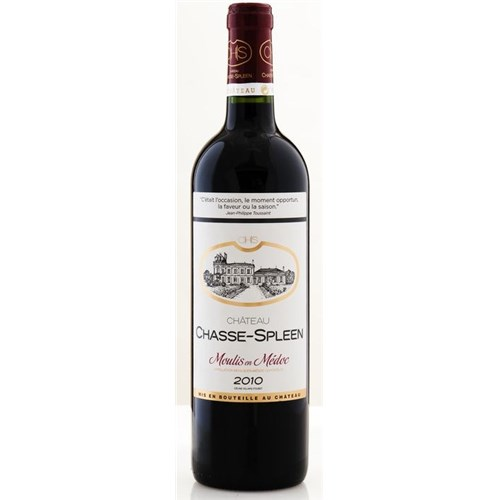 Château Chasse Spleen - Moulis 2014