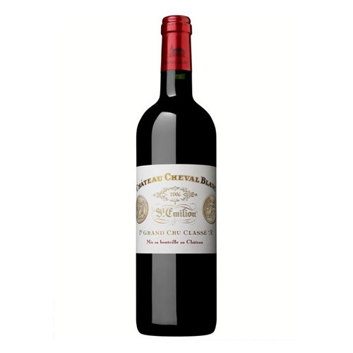Chateau Cheval Blanc - Saint-Emilion Grand Cru 2012