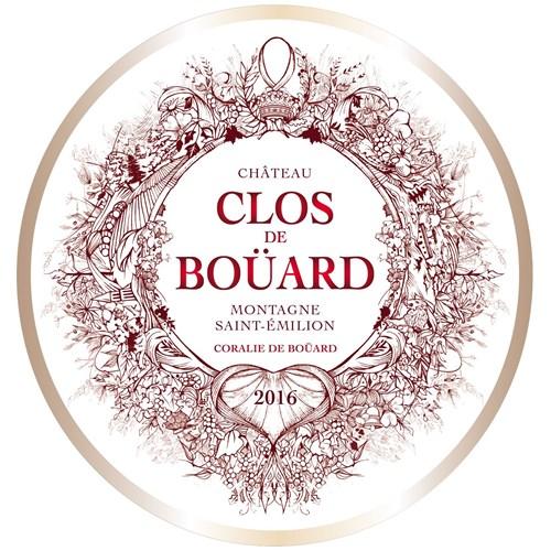Château Clos de Boüard - Montagne Saint-Emilion 2016 6b11bd6ba9341f0271941e7df664d056