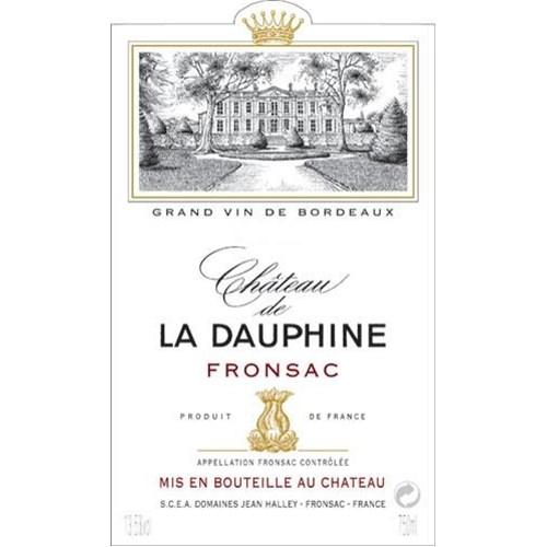 Château Dauphine (la) - Fronsac 2018