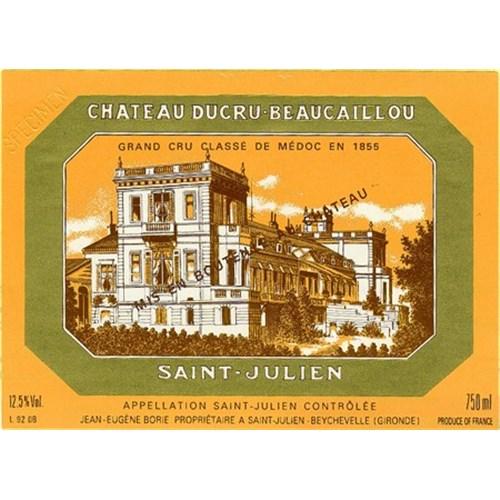 Château Ducru Beaucaillou - Saint-Julien 1998 6b11bd6ba9341f0271941e7df664d056