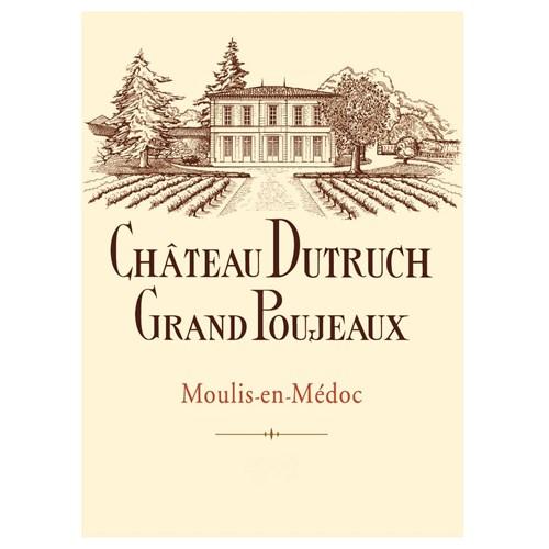 Château Dutruch Grand Poujeaux - Moulis 2015 6b11bd6ba9341f0271941e7df664d056