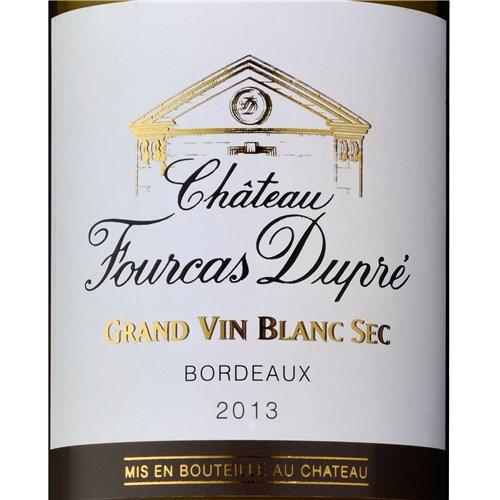Château Fourcas Dupré Blanc - Bordeaux 2014 6b11bd6ba9341f0271941e7df664d056