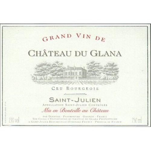 Château Du Glana - Saint-Julien 2018