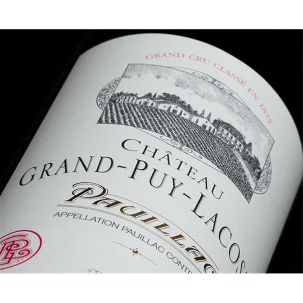 Pauillac Grand Lacoste Château 1989 Puy YUpxntCd