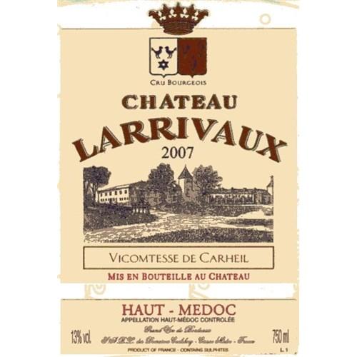 Château Larrivaux - Haut-Médoc 2017