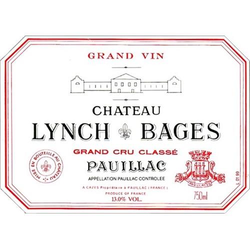 Château Lynch Bages - Pauillac 2018
