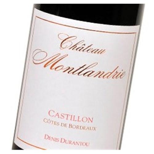 Château Montlandrie - Castillon-Côtes de Bordeaux 2016