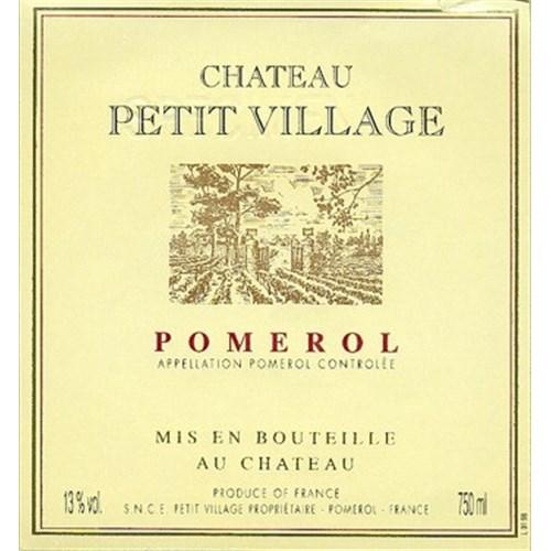 Château Petit Village - Pomerol 2016 6b11bd6ba9341f0271941e7df664d056