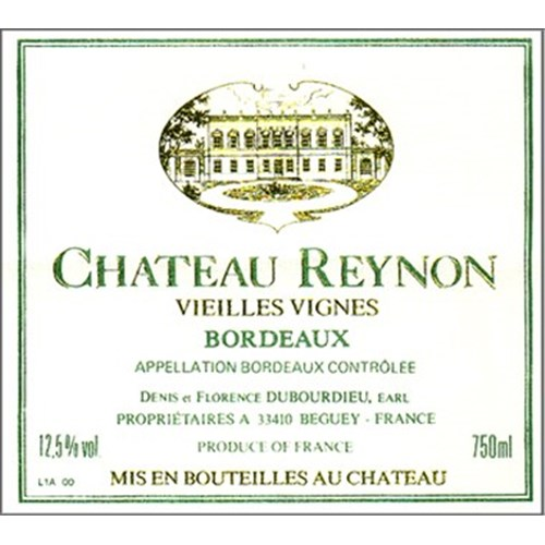 Château Reynon Blanc - Bordeaux 2020