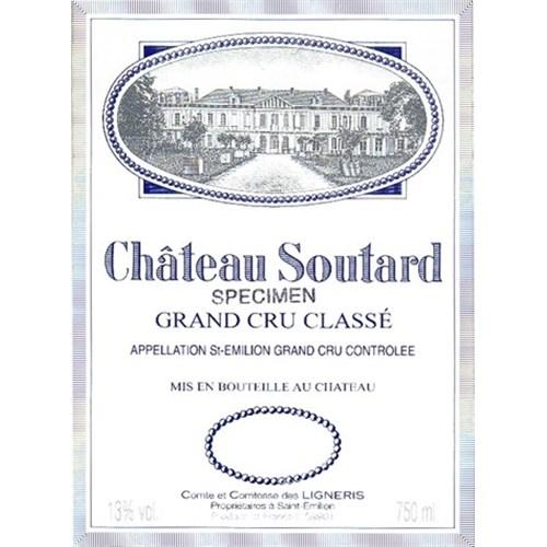 Château Soutard - Saint-Emilion Grand Cru 2010 6b11bd6ba9341f0271941e7df664d056