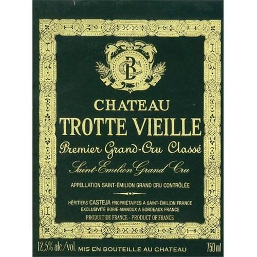 Château Trottevieille - Saint-Emilion Grand Cru 2017