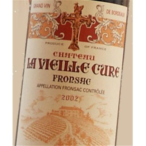 Château La Vieille Cure - Fronsac 2017