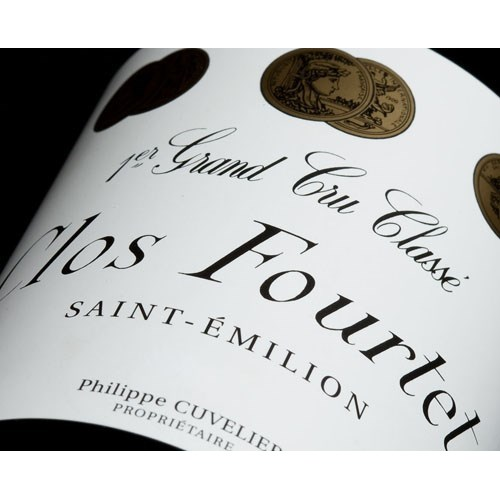 Clos Fourtet - Saint-Emilion Grand Cru 2008