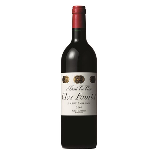 Clos Fourtet - Saint-Emilion Grand Cru 2015