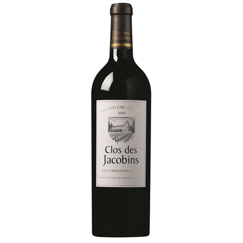 Clos des Jacobins - Saint-Emilion Grand Cru 2013
