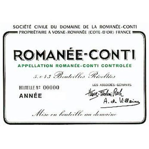 Domaine de la Romanée Conti - Romanée Conti 2004