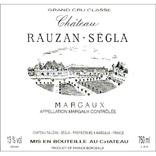 Double Magnum Château Rauzan Ségla - Margaux 2000