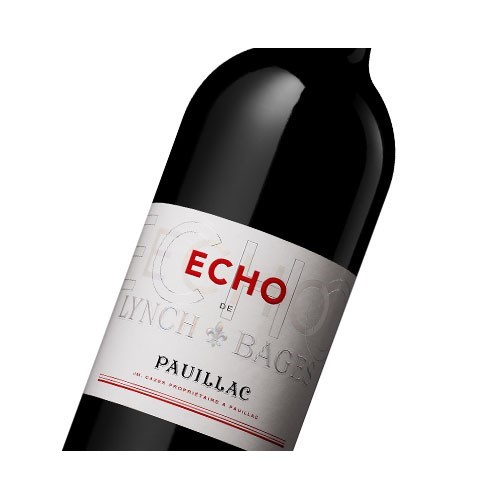 Echo de Lynch Bages - Château Lynch Bages - Pauillac 2017 6b11bd6ba9341f0271941e7df664d056