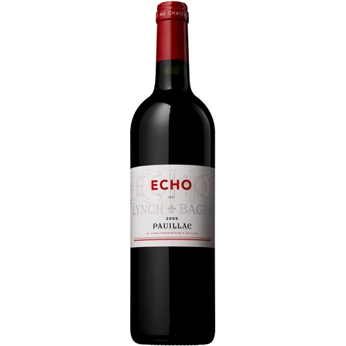 Echo de Lynch Bages - Pauillac 2014
