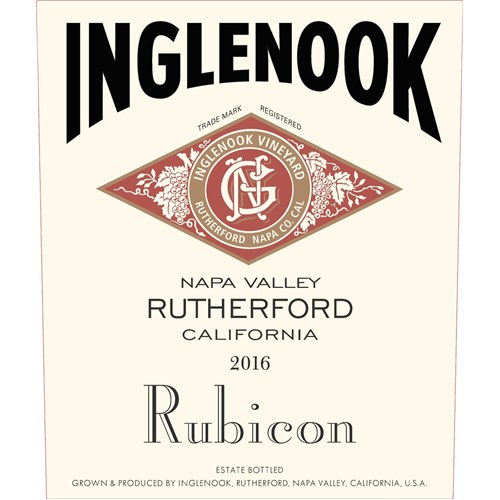 Inglenook Rubicon - Napa Valley 2016 37.5 cl