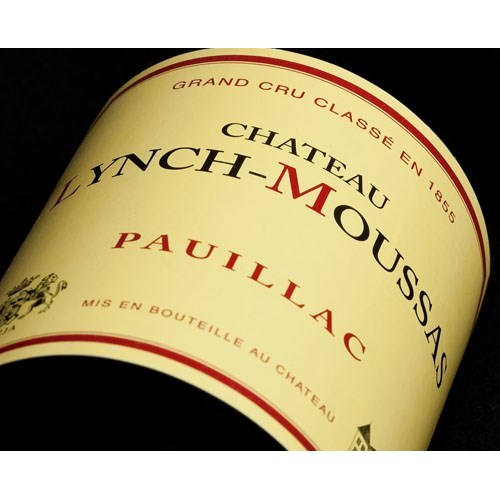Lynch Moussas - Pauillac 2007