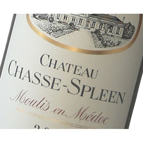 Magnum Chateau Hunting Spleen - Moulis 2015