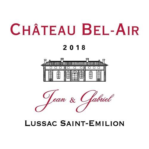 Magnum Jean & Gabriel - Château Bel-Air - Lussac Saint-Emilion 2018
