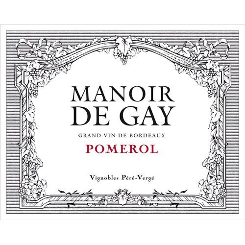 Manoir de Gay - Château Le Gay - Pomerol 2018 b5952cb1c3ab96cb3c8c63cfb3dccaca