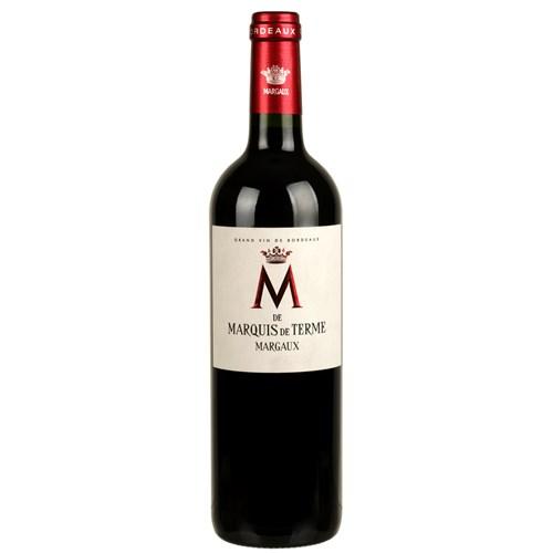 M de Marquis de Terme - Château Marquis de Terme - Margaux 2016 b5952cb1c3ab96cb3c8c63cfb3dccaca