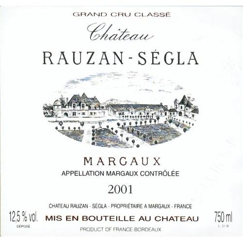 Mathusalem Château Rauzan Ségla - Margaux 2001 b5952cb1c3ab96cb3c8c63cfb3dccaca