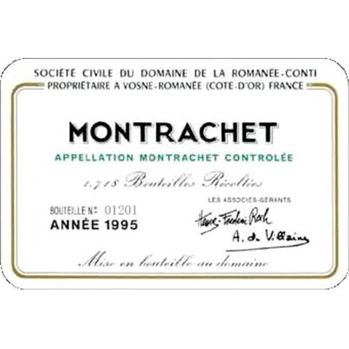Montrachet - Domaine Romanée Conti - Montrachet 2004