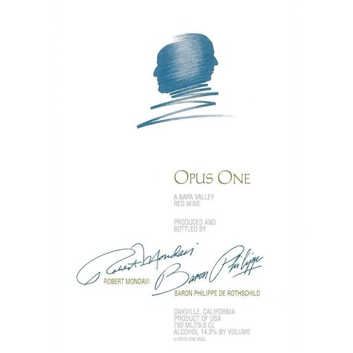 Opus One - Napa Valley 2013
