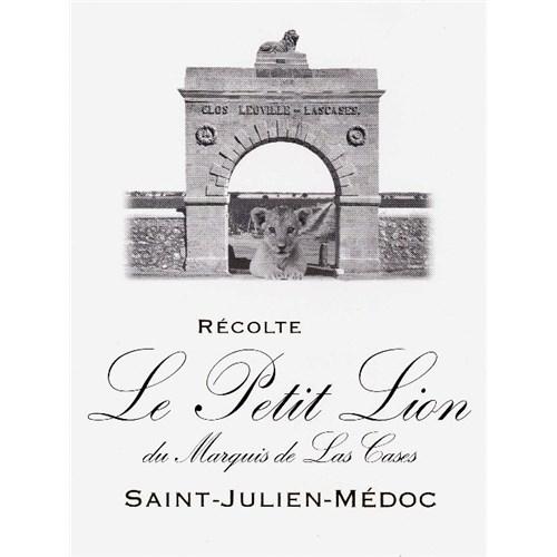 Le Petit Lion - Château Léoville Las Cases - Saint-Julien 2019