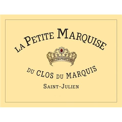 La Petite Marquise - Clos du Marquis - Saint-Julien 2017 6b11bd6ba9341f0271941e7df664d056