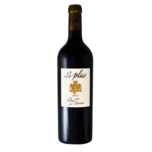 The Plus - Castle The Flower of Boüard - Lalande de Pomerol 2015