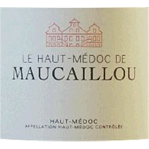 The Haut Médoc de Maucaillou - Château Maucaillou - Haut-Médoc 2017 b5952cb1c3ab96cb3c8c63cfb3dccaca