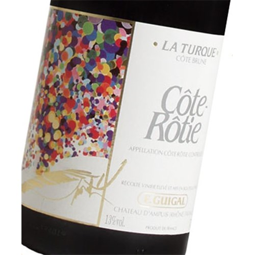 The Turkish - Guigal - Côte Rotie 2013