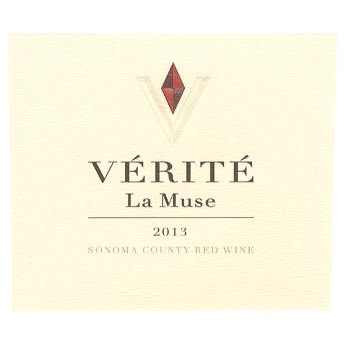Vérité - La Muse - Sonoma Valley 2013