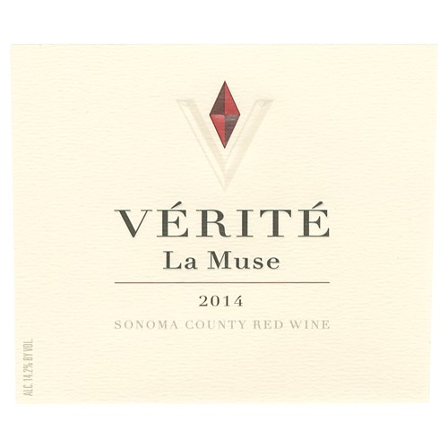 Vérité - La Muse - Sonoma Valley 2014