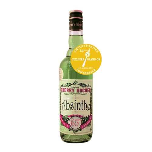 Absinthe Grand Or Cherry Rock 65 ° 70 CL