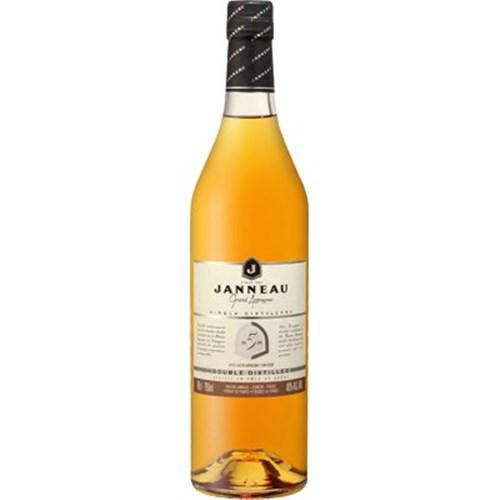 Armagnac Janneau Single Distillery 5 ans 40° 70 cl