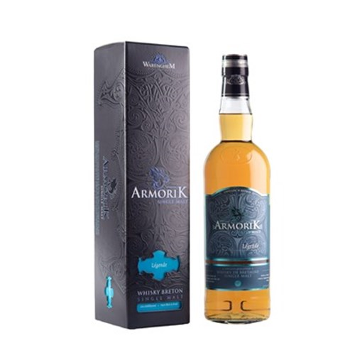 Armorik - Legend - 46 ° 70 cl - Single Malt 6b11bd6ba9341f0271941e7df664d056