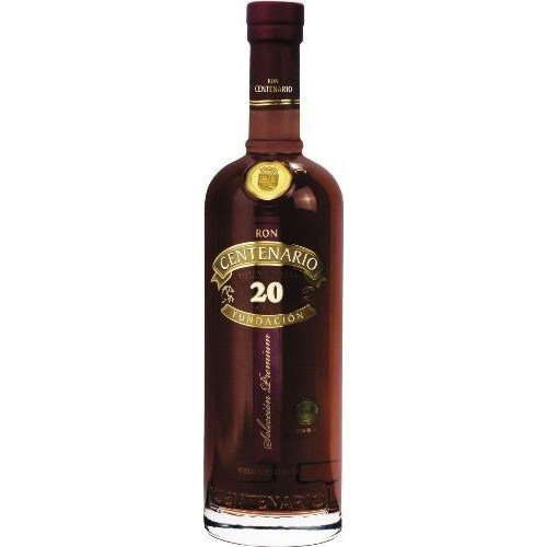 Centenario rum 20 years 40 °