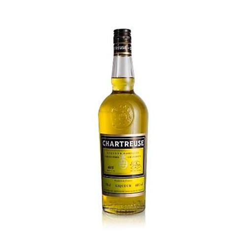 La Chartreuse yellow 40 ° - La Chartreuse