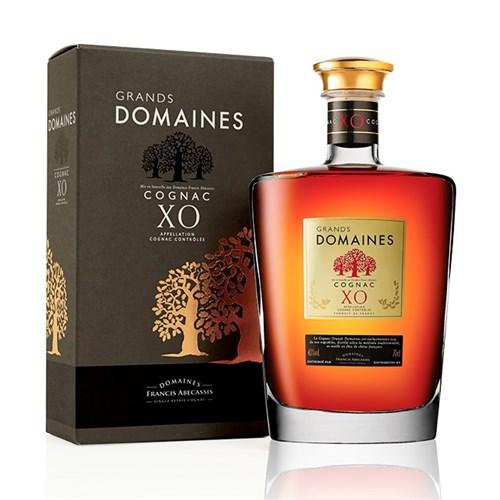 Cognac Grands Domaines XO 40° 70 cl