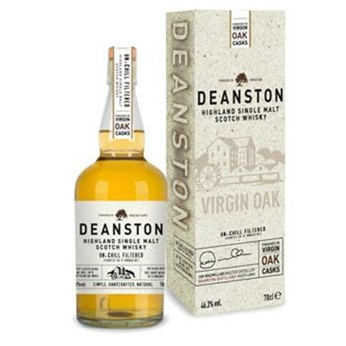 Deanston Virgin Oak - Single Malt Whiskey 46.3 °